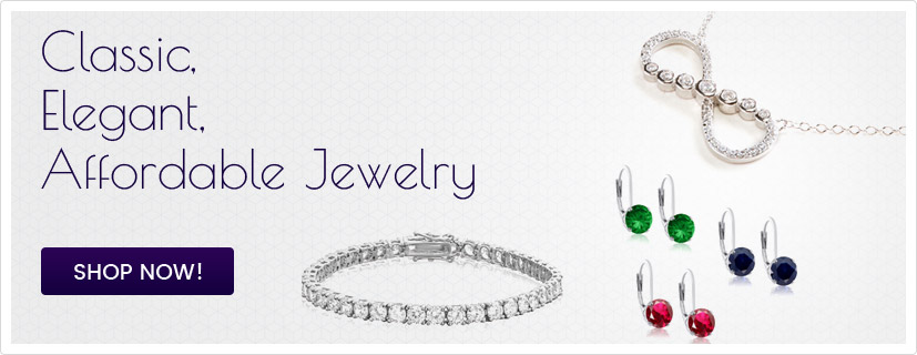 Classic, Elegant, Affordable Jewelry - Shop Now